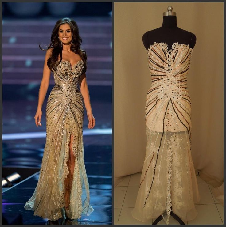 1000  images about Gold Dresses on Pinterest  Evening dresses ...