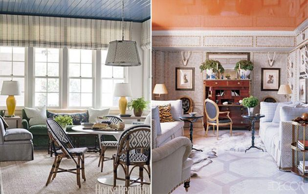 Floor to Ceiling Paint Designs - The Interior Collective