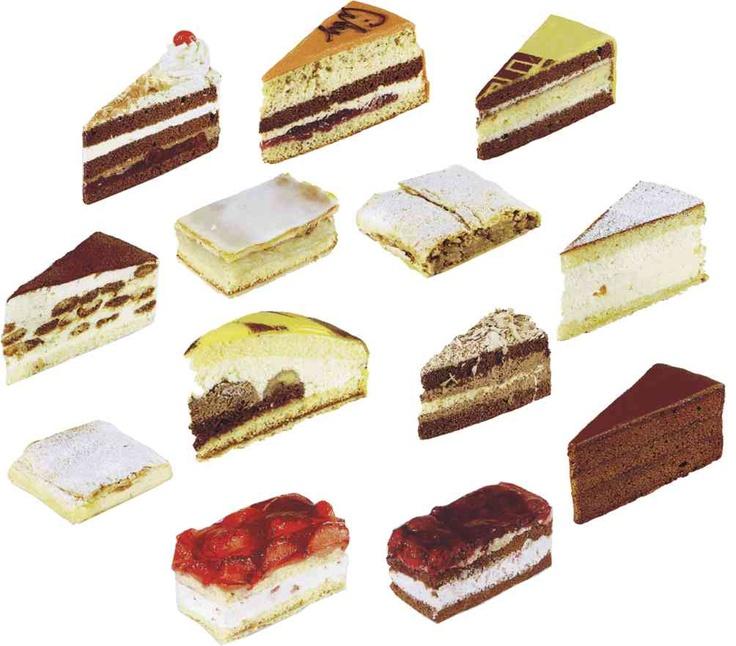 Austrian cakes and pastries famous cafes restaurants