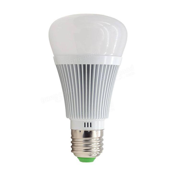 Sonoff B1 E27 6W RGB Dimmable Wifi LED Smart Light Bulb+Work With Alexa AC90-265V Sale - Banggood.com