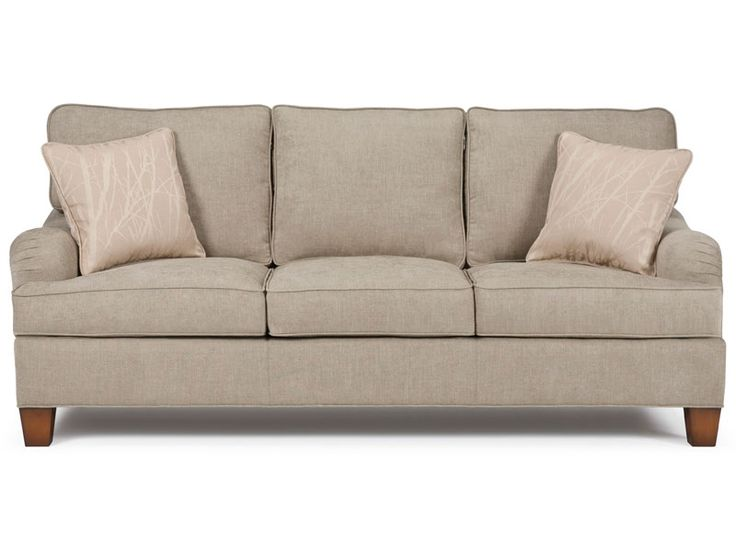The Fletcher Collection features spike legs, William Birch arms with Barrymore signature t-cushion seating and contemporary box-back cushions. A small-scale look with full depth seating and back height, it is supremely comfortable.