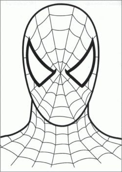 This could come in handy when its time to paint fondant spiderman