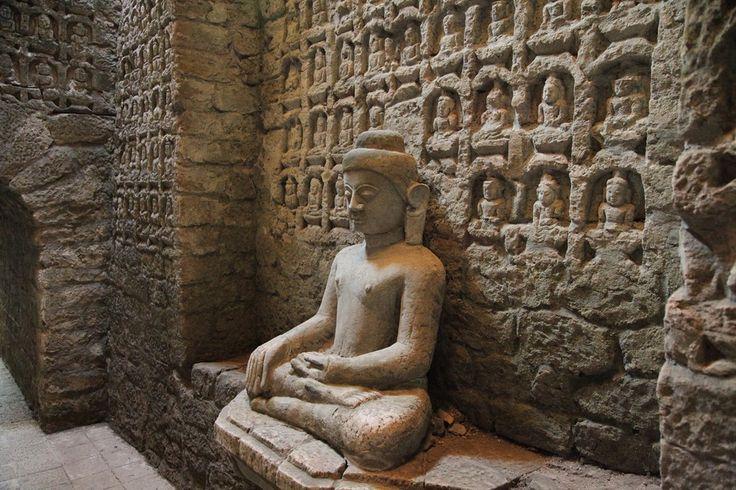 A trip to Mrauk U, former capital of the Kingdom of Arakan 作者 Jean-Marie Hullot
