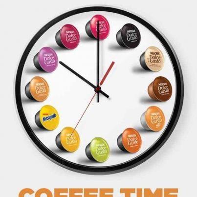 De KoffiePiraat-en houden van dolce Gusto! Het is altijd een goede tijd om Dolce gusto te drinken!