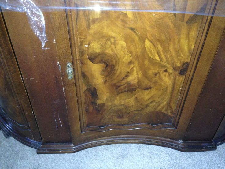 Unknown era side table