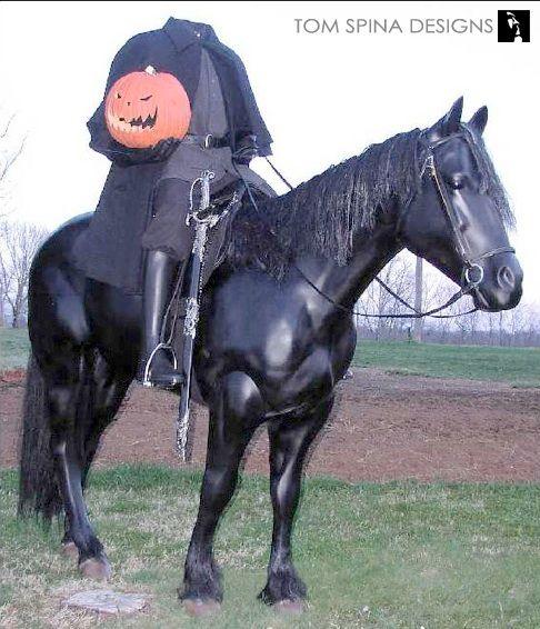 The Misadventures Of The Halloweenut The Hessian Rider: 1000+ Ideas About Headless Horseman On Pinterest