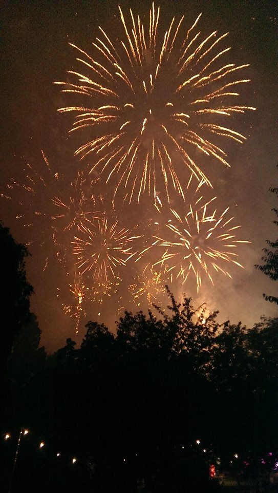 The Virgin Money Fireworks display marks the end of the month long International Festival in August.   It has to be seen to be believed...