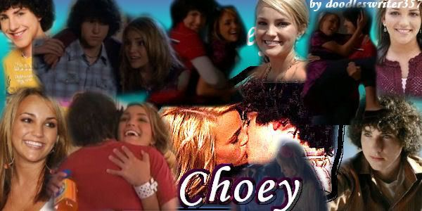 Chase + Zoey = Choey