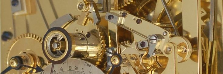 PuristSPro - A David Walter Double Pendulum Clock – Part 5, Making the Wheels David Walter s new double pendulum perpetual calendar clock is advancing every day. For th