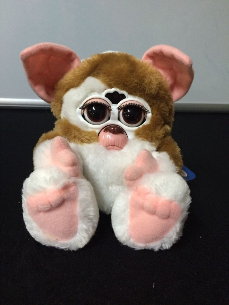 "1999 Hasbro Furby""GREMLINS GIZMO""~LIMITED 1ST EDITION~Vintage~New,box,tags #Hasbro"