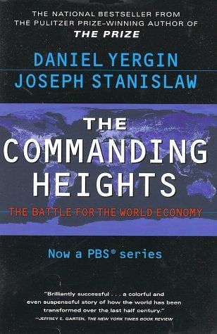 You can watch the accompanying videos here: http://www.pbs.org/wgbh/commandingheights/