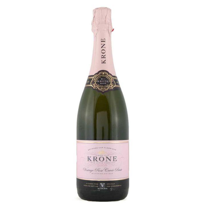 Krone Rosé Brut Sparkling 750ml