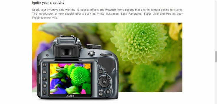 NIKON  ANNOUNCES NEW D3300 DSLR, PRICE, SPRCIFICATION, REVIEW