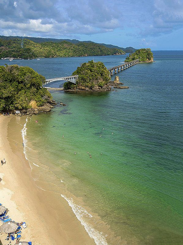 The Samana Keys, Dominican Republic. #samana #dominicanrepublic
