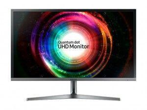Samsung Electronics Co., Ltd,(本社:韓国)は2017年4月10日(現地時間)、量子ドット技術を採用する4K液晶ディスプレイ「U28H750」