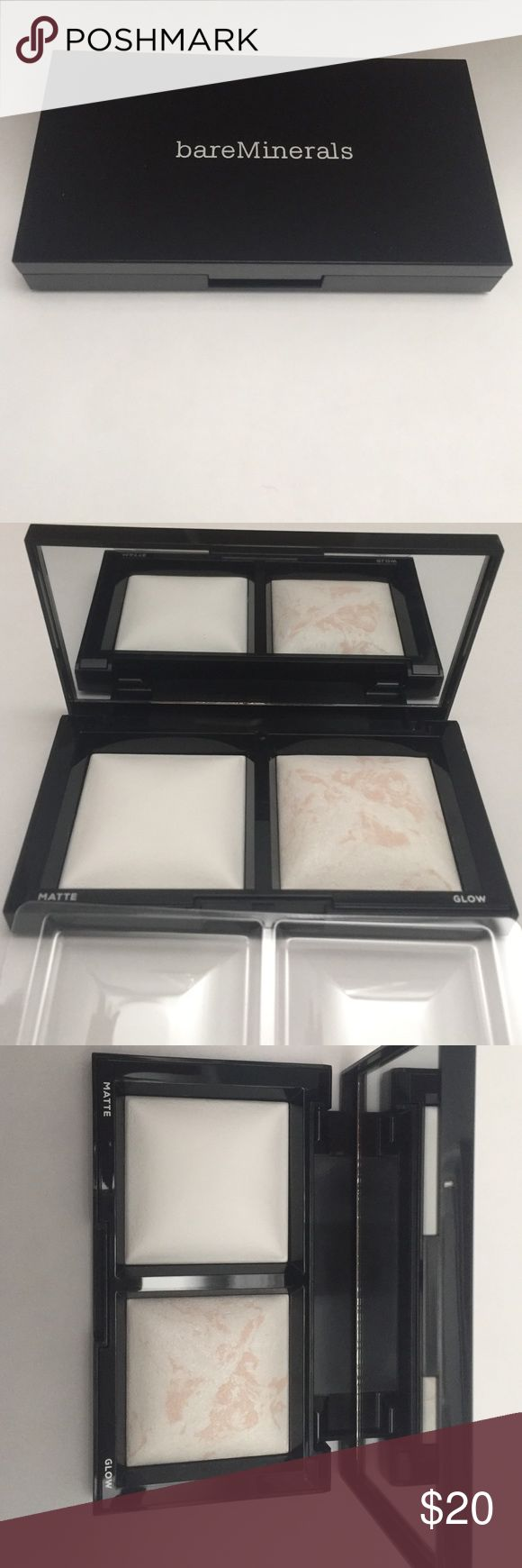 ‼️On Sale‼️Bare minerals translucent powder duo Brand new bare minerals powder duo w/o box package is scratched Makeup Face Powder