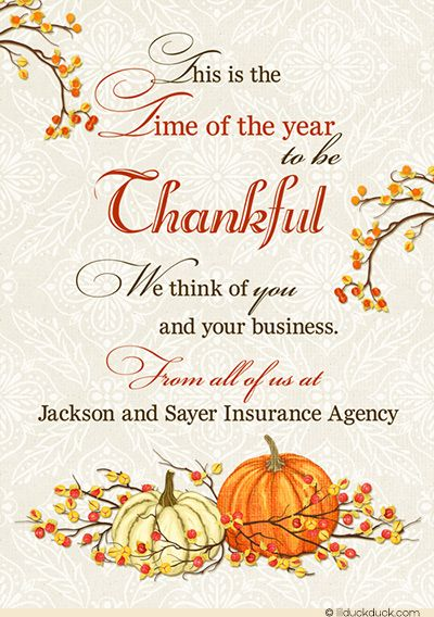 23 best business holiday card designs images on pinterest card thankful time fall business cards autumn corporate blessings harvest colourmoves