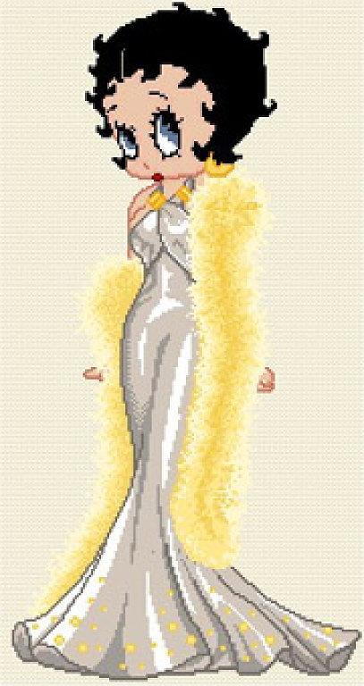 33 best Betty boop images on Pinterest   Betty boop, Salt and pepper ...
