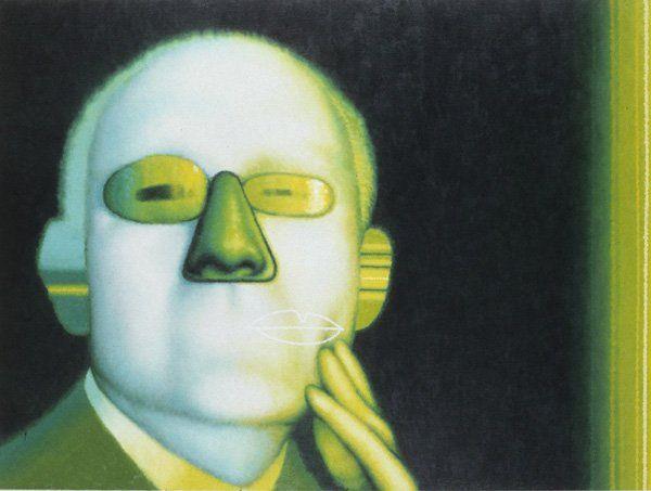 "Ed Paschke ""Blanco"" 1992"