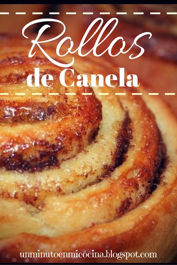#Rollos de canela, #cinnamon rolls, #bakery.