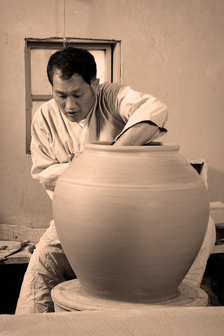 한향림옹기박물관,2013 특별기획전「전라도 옹기와 옹기장」전 | Artnews