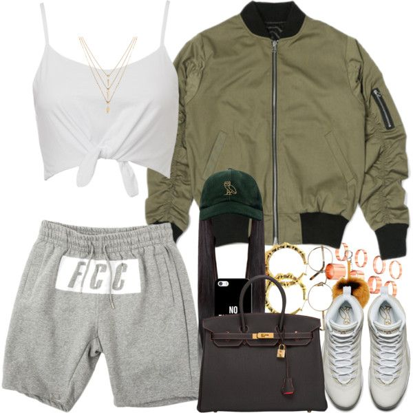 A fashion look from January 2016 by dope-madness featuring Hermès, ASOS, Forever 21, Fendi, Oliver Peoples, Casetify, October's Very Own, women's clothing, wom...