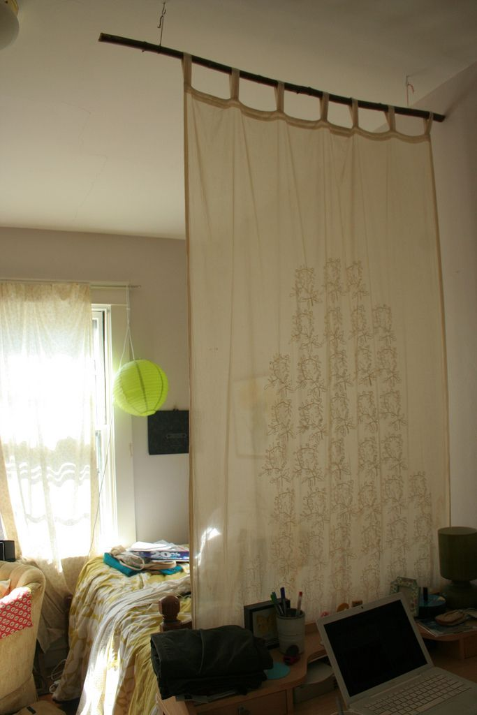 Best 25 Curtain Divider Ideas On Pinterest Room Divider Curtain Dorm Room Privacy And