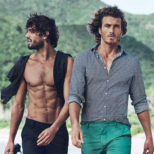 #cool #Guide #Haar #Frisuren #Männer #Männerfrisuren lockig