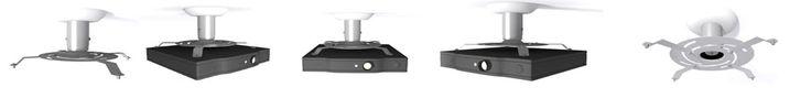 Soporte videobeam proyectores de techo instalacion en bogota | Bases y Soportes Ltda