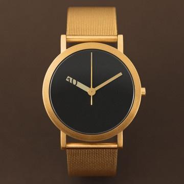 Ross McBride, Normal  Extra Normal Grande Watch Gold