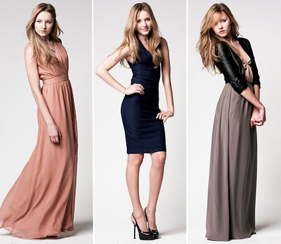 It's safe to say I love  Lauren Conrad. 3 dresses from her new line, Paper Crown.