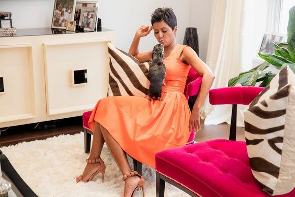 Tamron Hall, of the 'Today' Show, Feathers Her Nest - NYTimes.com