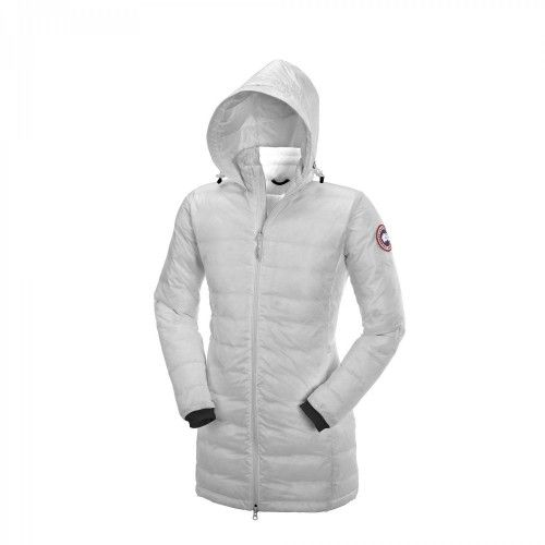 Canada Goose Camp Hooded blancas