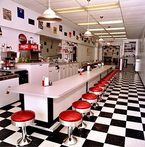 85 best ice cream soda shops images on pinterest soda for Old fashioned soda fountain near me