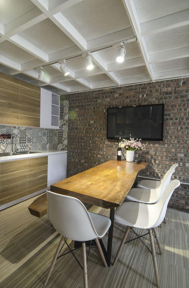 Idea casa pequeña y económica 46 m²   Construye Hogar
