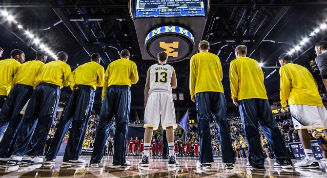 MGOBLUE.COM - University of Michigan Official Athletic Site - Men's Basketball