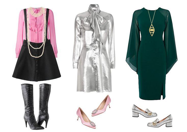 Mit vegyek fel karácsonyi céges partira? What to wear at a Christmas party?