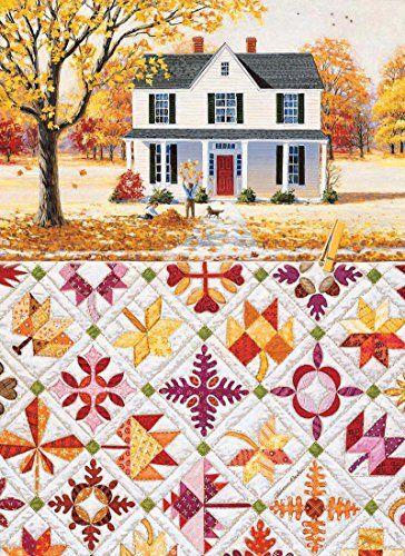 Autumn Leaves a 500-Piece Jigsaw Puzzle