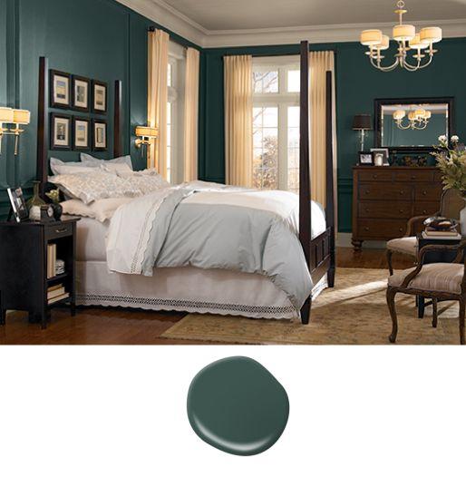 Best 25 Green Bedroom Walls Ideas On Pinterest: Best 25+ Hunter Green Bedrooms Ideas On Pinterest