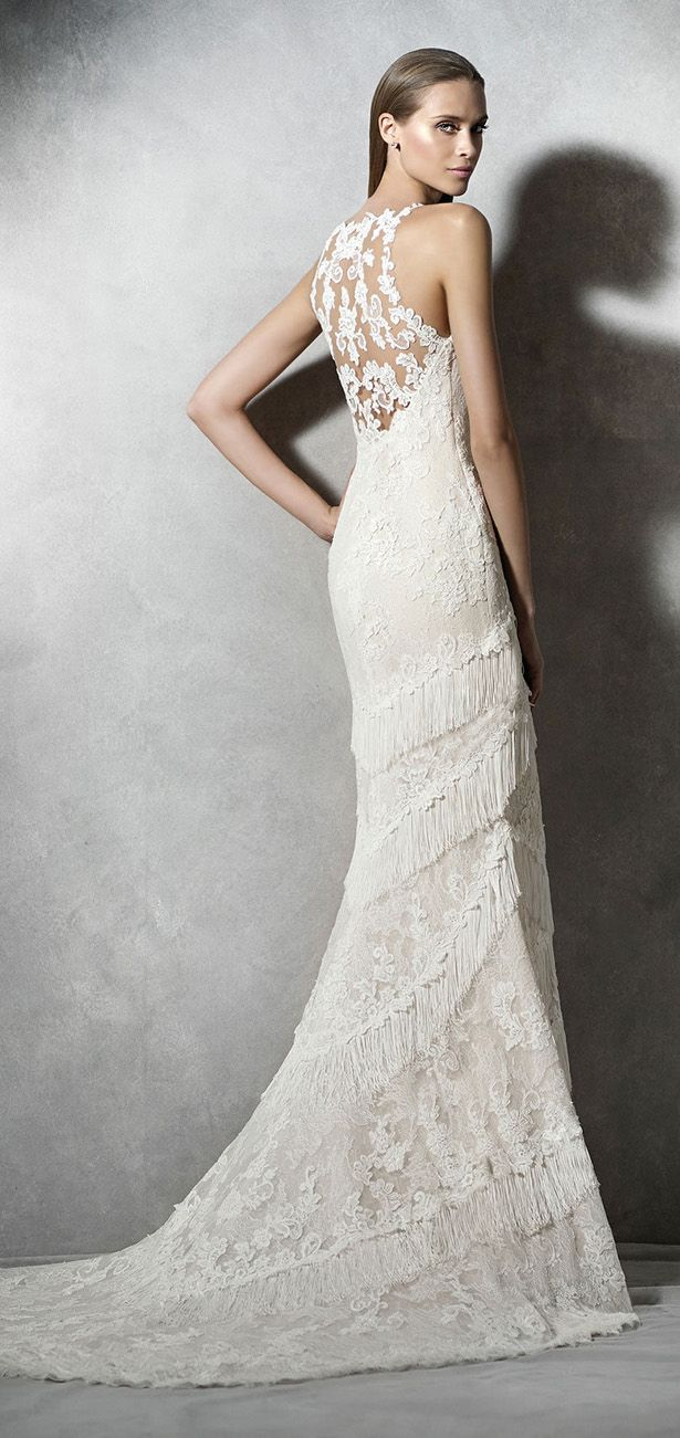 Design your own wedding dress near me   best Boho Wedding Gown images by Yalan Wedding Couture on