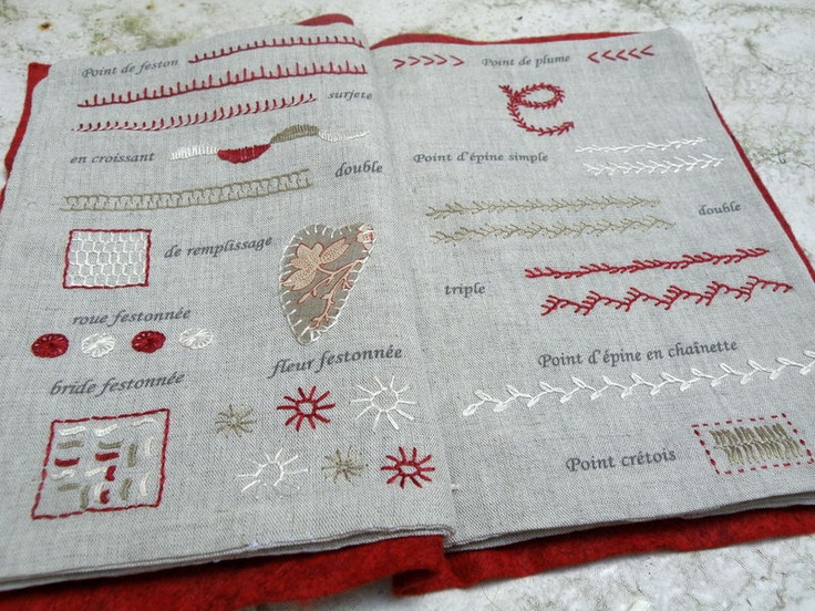 Best images about embroidered books on pinterest hand