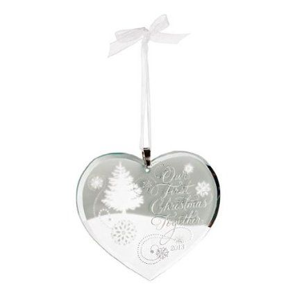 First Christmas Together 2013 Hallmark Ornament | Price:	$19.95