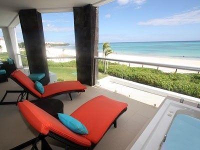 Ocean Front Playa Del Carmen Condo - HomeAway Playa del Carmen