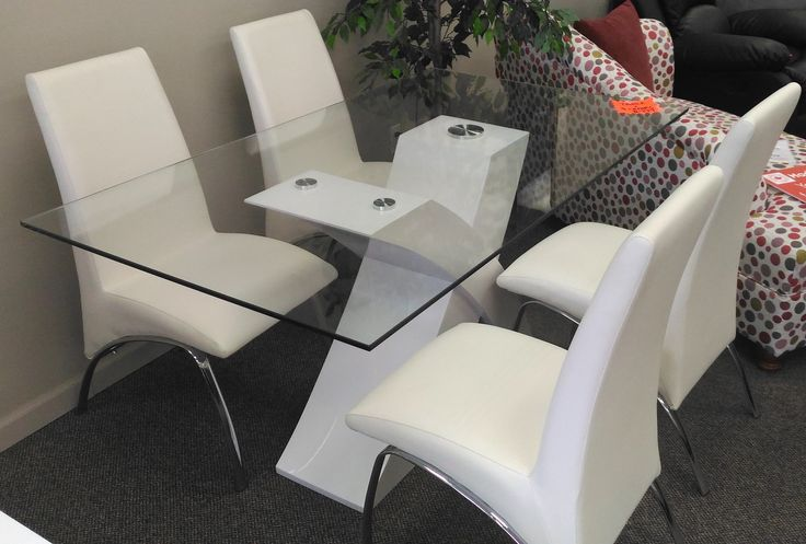 For the weekend of 9th and 10th July only. This complete set - table and 4 chairs is just $899 #sale #bargain #kelowna #canada #table
