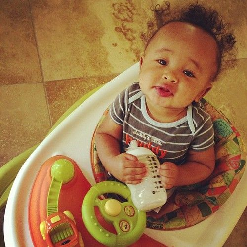 So cute *.* tyga's baby