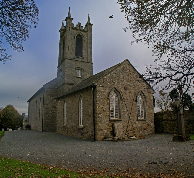 St Edan's Cathedral, Ferns, County Wexford, Ireland (1816)