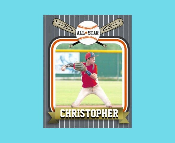 Free Trading Card Template Download Inspirational 33 Trading Card Template Word Pdf Psd Eps Trading Card Template Baseball Card Template Baseball Trading Cards
