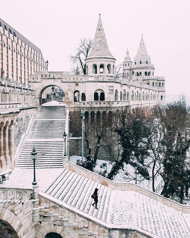 www.vanissima.hu - Budapest, Hungary #castle #budapest #halászbástya
