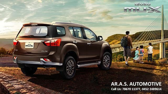 The New Isuzu mu- X is all set to leave a lasting impression wherever you go. From the suburbs to urban areas, and even uncharted territories. The New Isuzu mu- X is sure to stand out with its exclusive outlook.... For details and test drive contact: 78670 11377, 0452 2489614 #arasautomotive #isuzu #mux #madurai