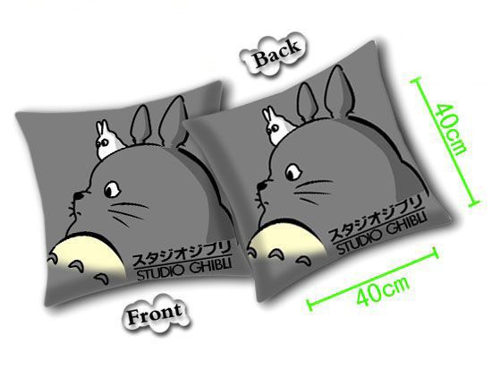 Totoro  Studio Ghilbi Cushion 40cm With insert included